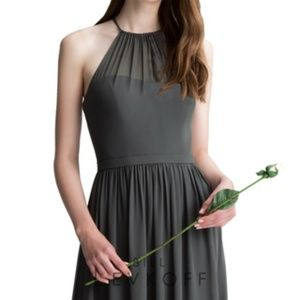 Bill Levkoff Bridesmaid dress 1403